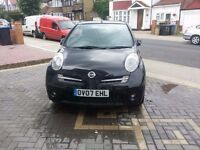 Nissan Micra Convertible 40k only