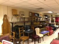 Furniture showroom clear out. Range of items and prices