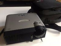 ** Optoma EP719 DLP projector **