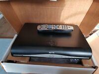 HD Sky Box and remote