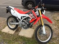 Brand new CRF250L for sale, unwanted gift, great commuting bike with full warranty HP clear