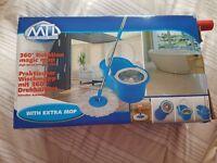 MTL 360 Degree Rotation Magic Mop wigh Extra Mop