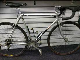 F.W. Evans 531 touring bike 56cm Sachs 24speed 1987 vintagr
