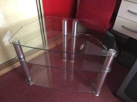 3 Tier Corner TV Stand