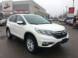 2015 Honda CR-V EX-L | LEATHER | PUSH START | BLIND SPOT CAM |