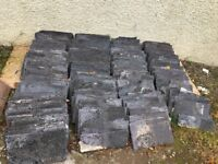 Second hand Welsh slates