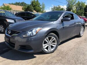 2012 Nissan Altima 2.5 S (CVT) NICE LOCAL TRADE IN!!