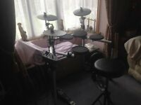 DD 430 Electronic Drum Kit,, for sale excellent condition only six month old