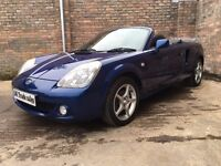 2003 TOYOTA MR2 VVTI not mx5 convertible roadster turbo rx8 sport