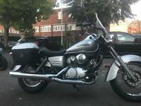 Honda vt125 shadow 125cc cruiser not xvs dragstar vl intruder aka eliminator virago