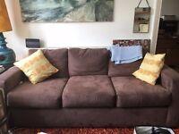 Comfortable large sofa