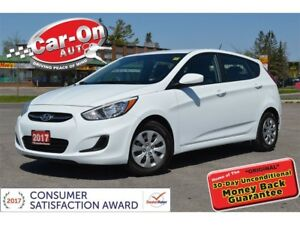 2017 Hyundai Accent ONLY 23,000 KM & only $73 BIWEEKLY o.a.c