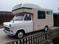 Classic 1976 ford motor home
