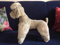 Vintage Steiff Poodle