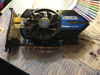 Vapor-x graphic card