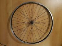 Bicycle wheels 700c Alex rim / Tigra Hubs