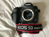 Canon 5D MKIII Body [13136 shutter count]+ EXTRAS