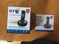 B.T 6510 Digital Cordless Phone with Answering Machine.