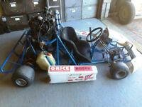 swap bike engined go cart