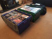 230 VHS original videos.