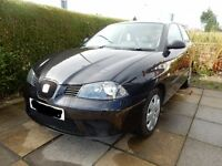 Seat Ibiza 07 hatchback for sale