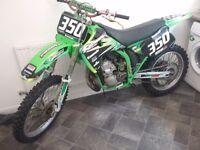 Kx 250 1993 super evo