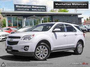 2010 CHEVROLET EQUINOX 1LT |FOGS|CHROME WHEELS|BLUETOOTH|LOADED