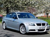 ★1 OF 500 LTD EDITION ★ 2006 BMW 320 SI 4DOOR 2.0 M SPORT E90★ CARBON ENGINE ★ 12 MONTHS MOT