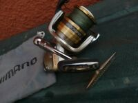 SHIMANO EXAGE 4000FD FISHING REEL