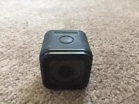 GoPro HERO Session Camcorder, 8MP, Bluetooth, Wi-Fi, Waterproof, Black with 30 piece toolkit