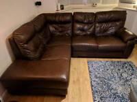 Harveys concorde sofa, lh facing corner sofa