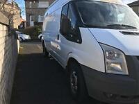 Ford transit mwb medium roof van spotless clean inside Long mot