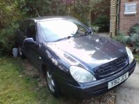 Cireon Xsara Coupe: Rare French warm Hatch with long MOT and much history