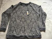 Markespencer ladies spring jumper round neck size 16 brand new £10