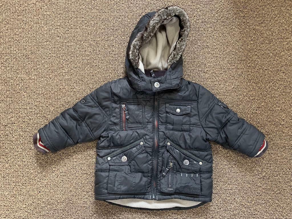 fc26c8104b406 NEXT Baby Boy Coat 12-18 Mts