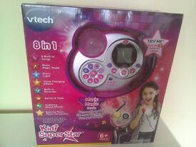 V Tech 8 in 1 Karaoke