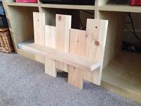 Decorative Wooden Shelf