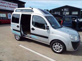 Fiat Doblo Compact Campervan