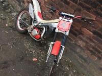 GAS GAS 327 CONTACT 1991 PROJECT FULL BIKE CLASSIC CHEAP £400 Ono