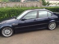 BMW 320D MSPORT SALOON BREAKING