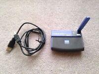 Linksys WUSB54G Wireless-G USB Network Adapter