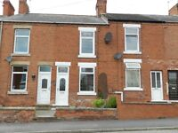 Modern 2 Bed mid terrace full referb. part furnished available NOW Whitwell, S80 4TL