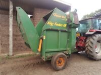 King Feeders UK straw chopper