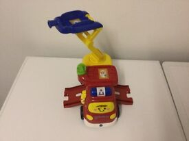 Vtech Toot Toot Drivers Big Fire Engine *Excellent Condition*