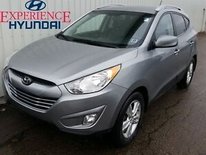 2013 Hyundai Tucson GLS ALL WHEEL DRIVE | LOADED WITH FEATURES |