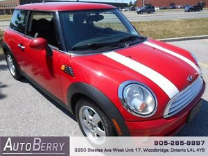 2010 MINI Cooper HARDTOP 6 SPD ** Certified & E-Tested ** $6,999