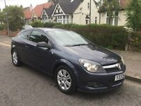Vauxhall Astra coupe 1.7CDTI FULLY REPAIRED, Diesel, with AUX, BARGAIN