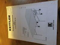 Kettler OSLO Table Tennis Table
