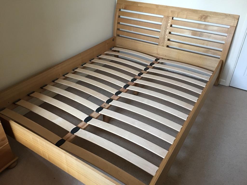 John Lewis Kingsize Bed