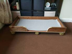 Dog Bed (Home made) Large
